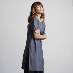 Vetta Capsule The Tunic - Chambray